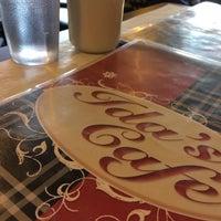 Photo taken at Ida's Cafe by Christina D. on 4/9/2014