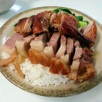 Photo taken at No.1 BBQ Restaurant by Justin C. on 11/23/2012