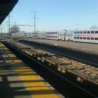 Photo taken at NJT - Linden Station (NEC/NJCL) by Marcos L. on 12/13/2012