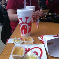 Photo taken at Chick-fil-A by Andrew P. on 12/28/2013