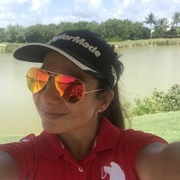 Photo taken at El Manglar Golf Course by Danny G. on 6/30/2016