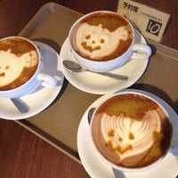 Photo taken at Zoka Coffee (ゾッカコーヒー) 目白店 by Jiro S. on 10/12/2014