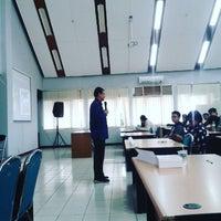 Photo taken at Universitas Katolik Parahyangan (UNPAR) by abdillah h. on 2/8/2016