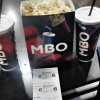 Photo taken at MBO Cineplex by Nadia H. on 11/22/2015