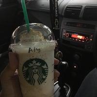 Photo taken at Starbucks by Aty Shakira on 6/5/2016