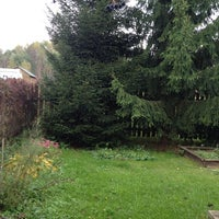 Photo taken at Место, где поют соловьи, а в небе бездна звезд by Andrey A. on 9/28/2013