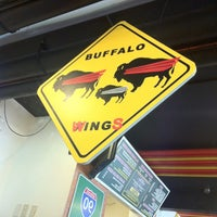 Photo taken at Buffalo's Wings N' Things by via a. on 5/11/2013