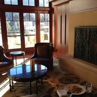 Photo taken at Fireside Lounge at Four Seasons Resort Vail by Kirsten M. on 1/17/2013