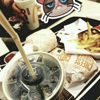 Photo taken at McDonald's by Didzis G. on 10/22/2016