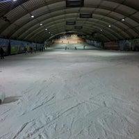 Photo taken at SnowWorld by Café De Don @ D. on 12/24/2012