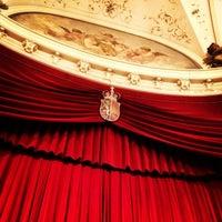 Photo taken at Salzburger Marionettentheater by Daniel S. on 6/19/2014