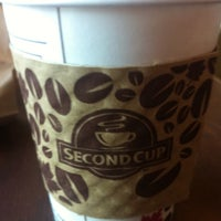 Photo taken at Second Cup by Twanna L. on 7/21/2013