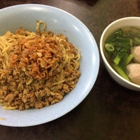 Photo taken at Mie Ayam Bakso AA by Ramsez D. on 12/14/2015