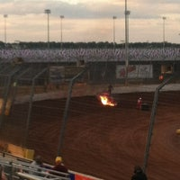 The dirt track at charlotte motor speedway charlotte for Dirt track at charlotte motor speedway