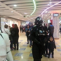 Photo taken at C.C. Larios Centro by Antonio M. on 2/23/2013
