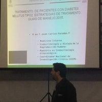 Foto tomada en ISSSTE Delegación Regional Zona Sur por Millet R. el 6/6/2015