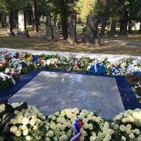 Photo taken at Ondrejský cintorín by Erik V. on 10/15/2016