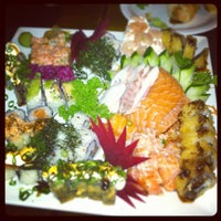 Photo taken at Hachi Japonese Food by PY on 12/17/2012