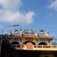 Photo taken at มูลนิธิ กุศลธรรม ภูเก็ต by FYFANG S. on 3/14/2016