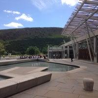 Photo taken at Scottish Parliament by Václav L. on 7/8/2016