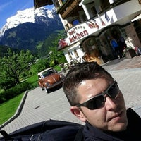 Photo taken at Mayrhofen by Murat T. on 5/21/2016