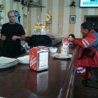 Photo taken at Caferroviario by Sergio A. on 11/23/2012