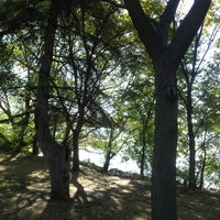 Photo taken at Lake Nokomis Fishing Dock by SemiToxic on 9/26/2012