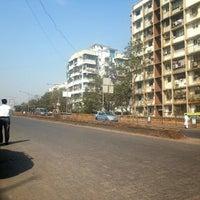 Photo taken at Wadala Bridge Jam by Rushabh S. on 1/29/2013