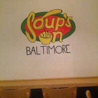 Photo taken at Soup's On by Michael-Alan G. on 12/19/2014