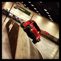 Photo taken at San Diego International Auto Show by San Diego A. on 12/29/2012