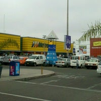 Photo taken at Plaza Lima Sur by Andres O. on 11/18/2012