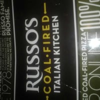 Photo taken at Russo's Coal-Fired Italian Kitchen by Ginny T. on 10/15/2012
