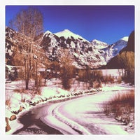 Photo taken at Telluride Blues and Brews Festival by Telluride B. on 12/21/2012