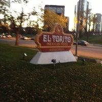 Photo taken at El Torito by john h. on 12/20/2012