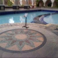 Photo taken at Apartment Gading Mediterania Residences by Ulfa D. on 9/15/2014