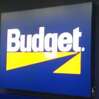 Photo taken at Budget Car Rental by Haroldo F. on 8/3/2013