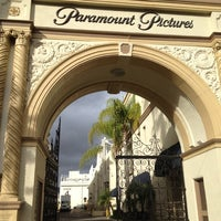 Photo taken at Paramount Studios by LifeEnhancer™ on 12/1/2012