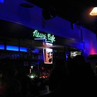 Photo taken at News Cafe by Heather H. on 1/19/2013