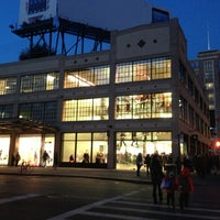 Photo taken at Apple West 14th Street by Philip Y. on 1/5/2013