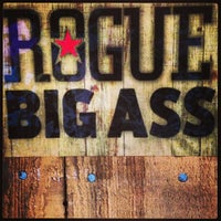 Photo taken at Rogue Ales Bayfront Public House by Cale B. on 6/23/2013