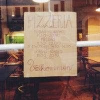 Photo taken at Pizza Hatt by okimiko on 12/18/2013