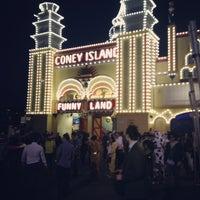 Photo taken at Luna Park by James M. on 11/28/2012