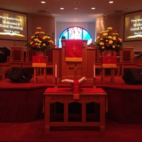 Photo taken at First Baptist Church Of Vienna by Michael C. on 3/9/2014