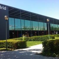 Photo taken at Centro de Convenciones Norte (IFEMA) by Eugeniu R. on 6/13/2013