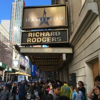Photo taken at Richard Rodgers Theatre by Steve P. on 6/8/2016