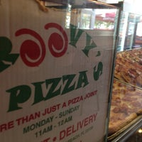 Photo taken at Groovy's Pizza by ArtJonak on 12/3/2012