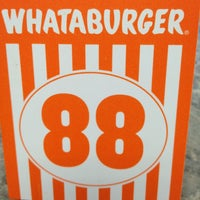Photo taken at Whataburger by Todd L. on 7/13/2013
