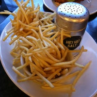 Photo taken at Gourmet Burger Kitchen by Samantha L. on 1/14/2015