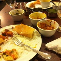Photo taken at Udupi Bhavan by Lynn M. on 12/3/2012