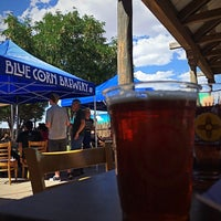 Photo taken at Santa Fe Brewing Company by Joshua G. on 7/16/2016